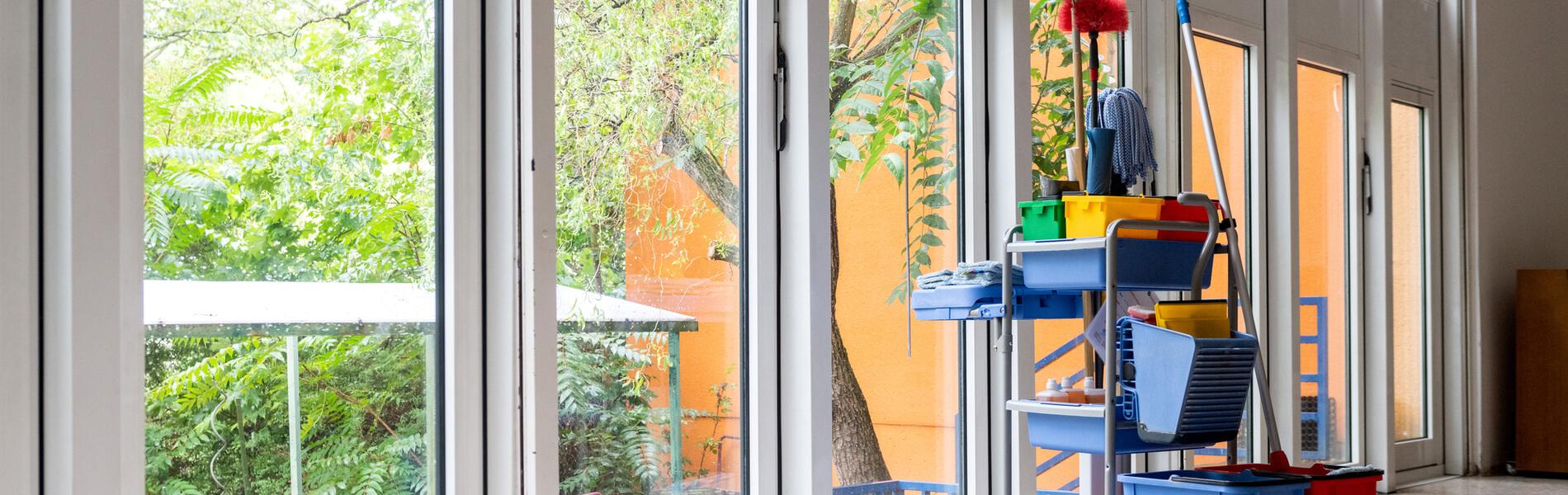 Sonderreinigung für Unternehmen in Berlin-Spandau, Sonderreinigung