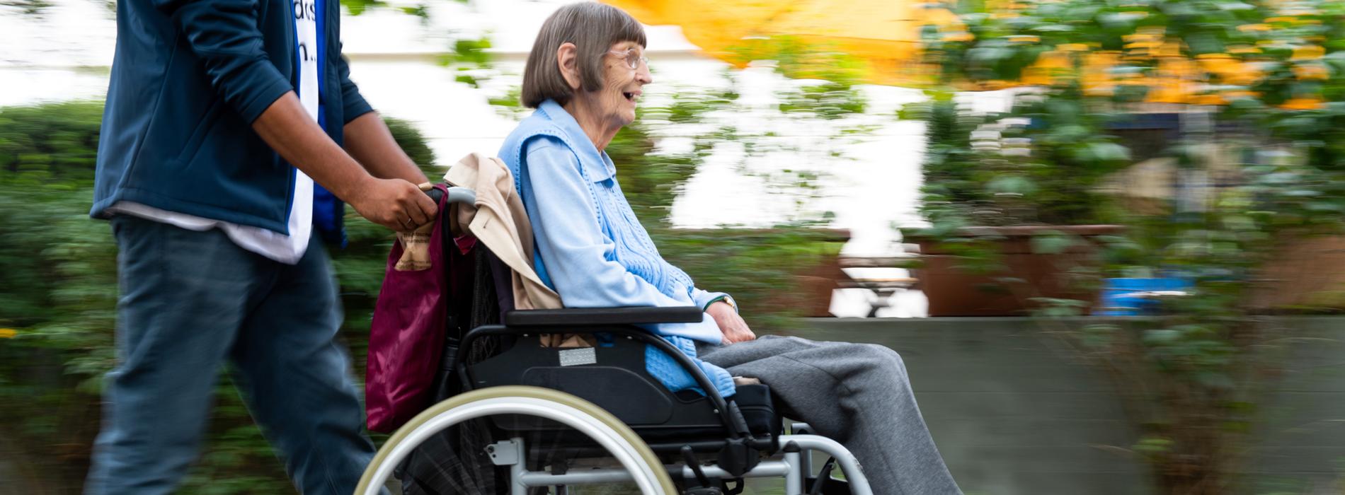 Mobilitätshilfedienst in Spandau, Mobilitätshilfedienst