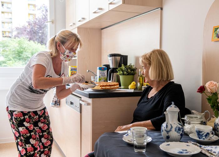Häusliche Pflege in Spandau, Häusliche Pflege